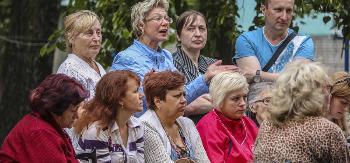 Как в Барановичах жильцы дома искали управу на председателя кооператива