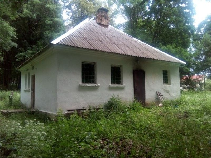 Здание бани в агрогородке Вольно. Фото: brest-region.gov.by