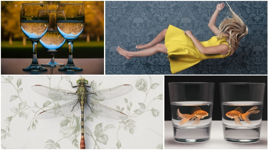 Американский художник создает картины маслом, которые сложно отличить от фотографии