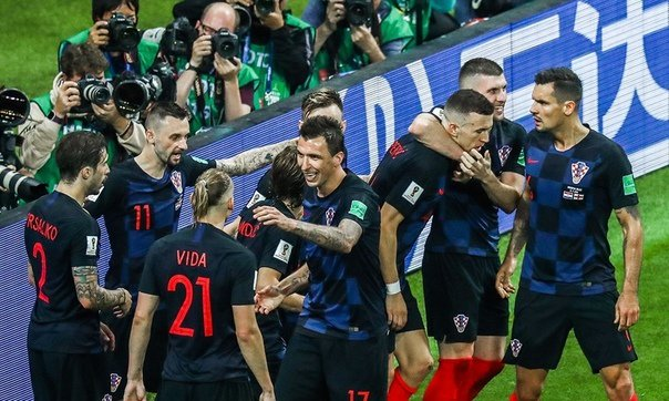На ЧМ-2018 не сбылись прогнозы букмекеров: Англия не вышла в финал