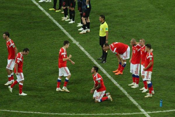 На ЧМ-2018 Россия выбыла, Англия вышла в полуфинал впервые в ХХI веке