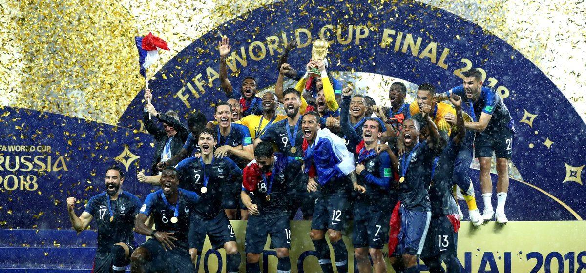 Франция – чемпион мира по футболу! Модрич – лучший игрок ЧМ-2018