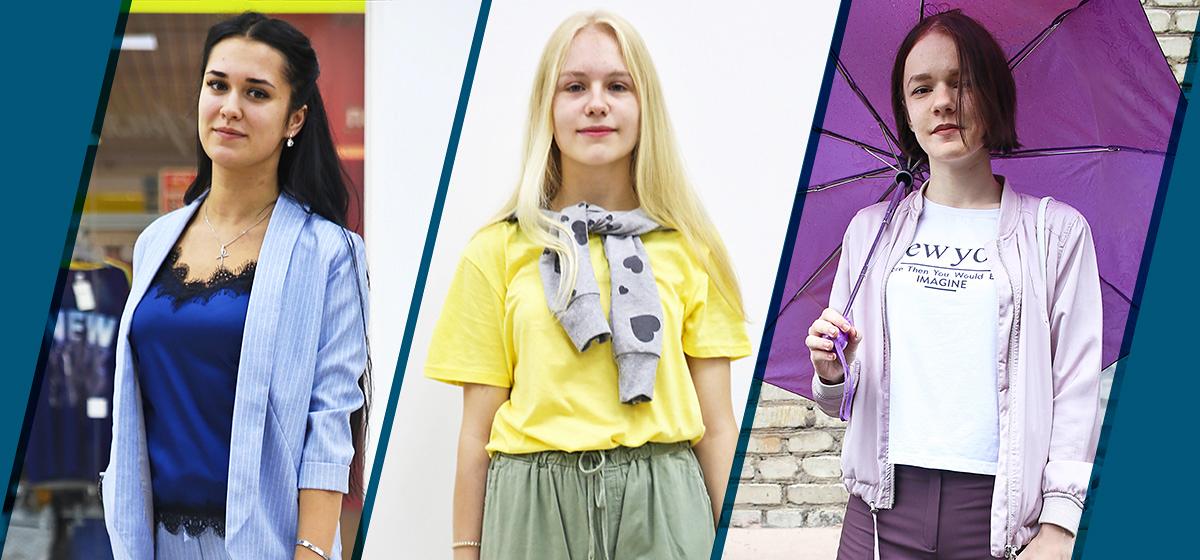 Модные Барановичи: Как одеваются абитуриентки и продавец