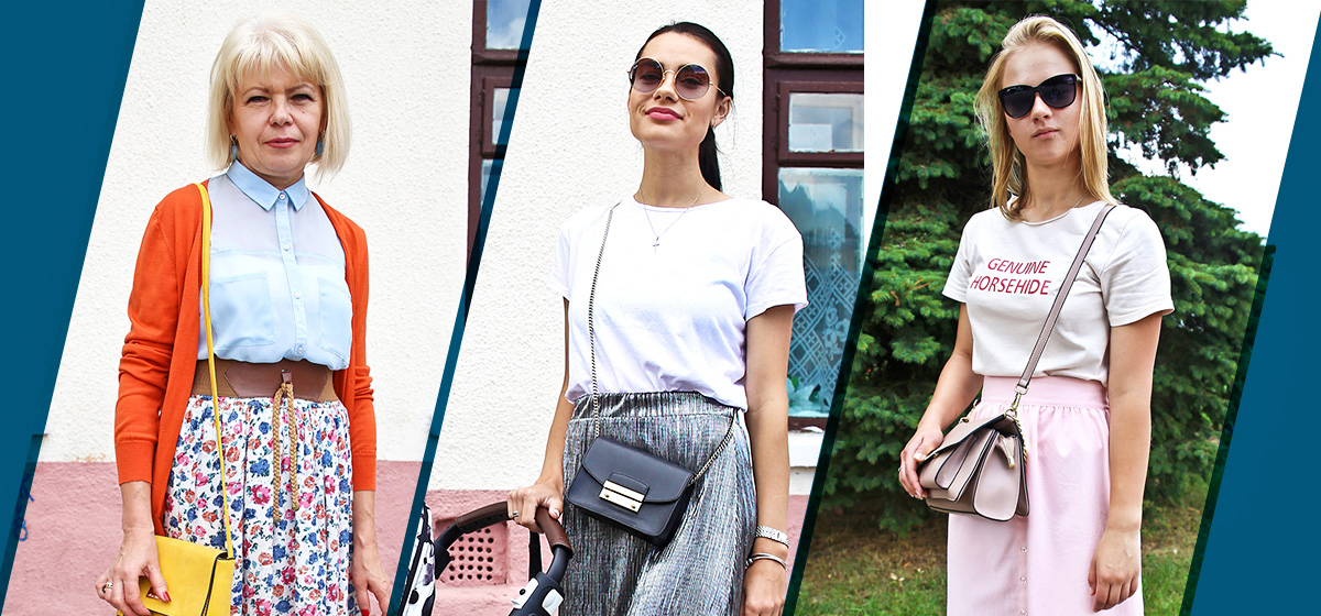 Модные Барановичи: Как одеваются мама в декретном отпуске, абитуриентка и инженер