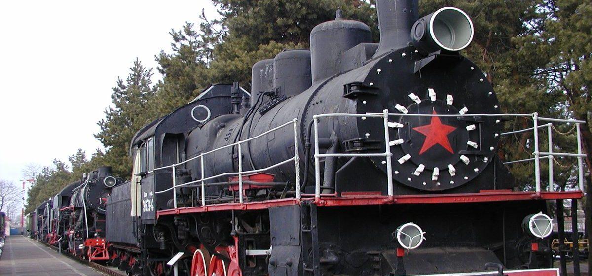 В Барановичах на Полесском вокзале пройдет двухдневный фестиваль музеев железнодорожной техники