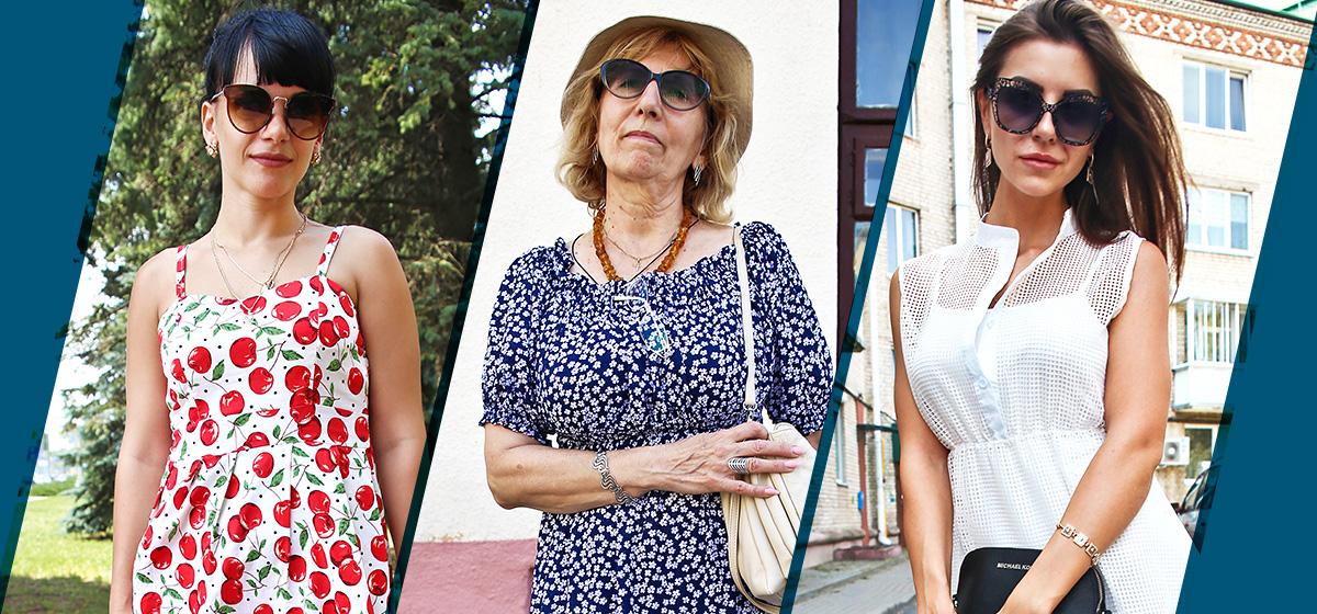 Модные Барановичи: Как одеваются пенсионерка, индивидуальный предприниматель и юрисконсульт