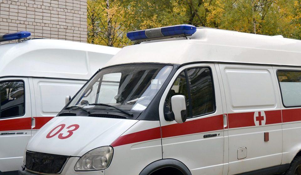 В Бресте ГАИ оштрафовала водителя кареты скорой помощи, который вез в больницу пациента