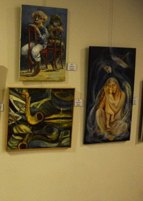 В Барановичах откроется выставка работ израильских художников