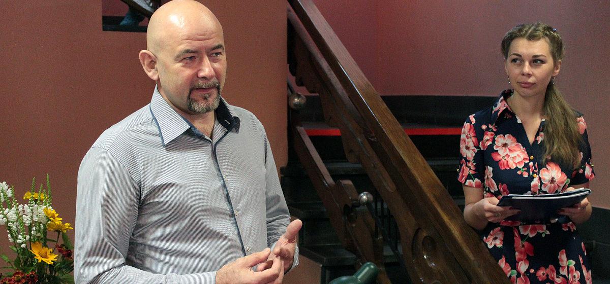 В Барановичском краеведческом музее откроется выставка известного художника Андриана Жудро