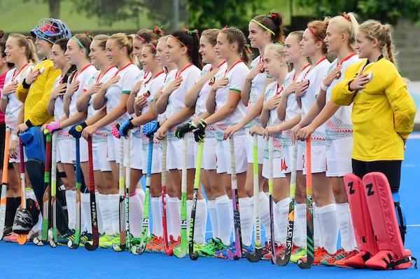 Барановичские спортсменки в составе сборной Беларуси выступили в первенстве Европы
