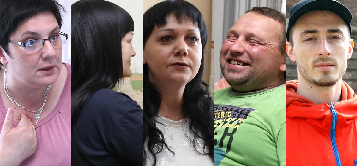 Как изменилась непростая судьба жителей Барановичей, после того, как о них написали в Intex-press