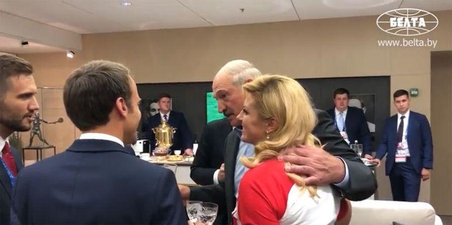 Лукашенко пригласили в Париж