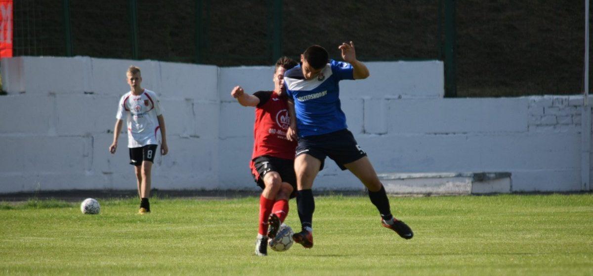 ФК «Барановичи» на выезде в Мозыре проиграл лидеру первой лиги. Единственный гол нашей команды не засчитали