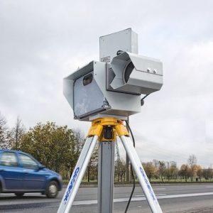 Где на Брестчине 31 июля поставят датчики фиксации скорости