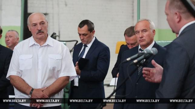 Лукашенко о министре промышленности: «У него выбор один — или тюрьма, или в Оршу» и рассказал, за что народ ненавидит чиновников
