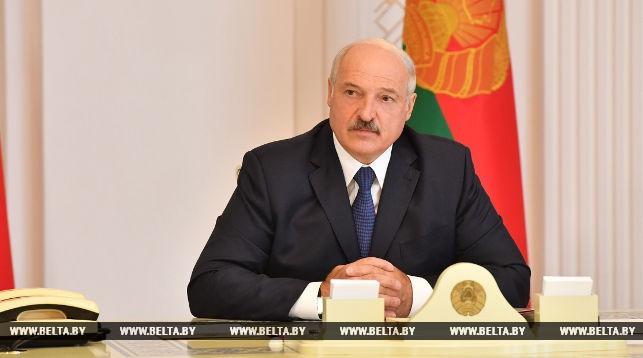 Чего пожелал Лукашенко белорусским мужчинам