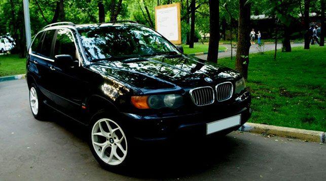 У жителя Гродно за пьяную езду конфисковали купленный им в кредит BMW Х5