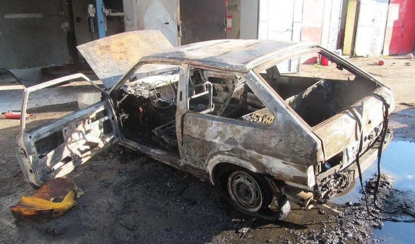 Автомеханик минской СТО во время работы получил 45% ожогов тела