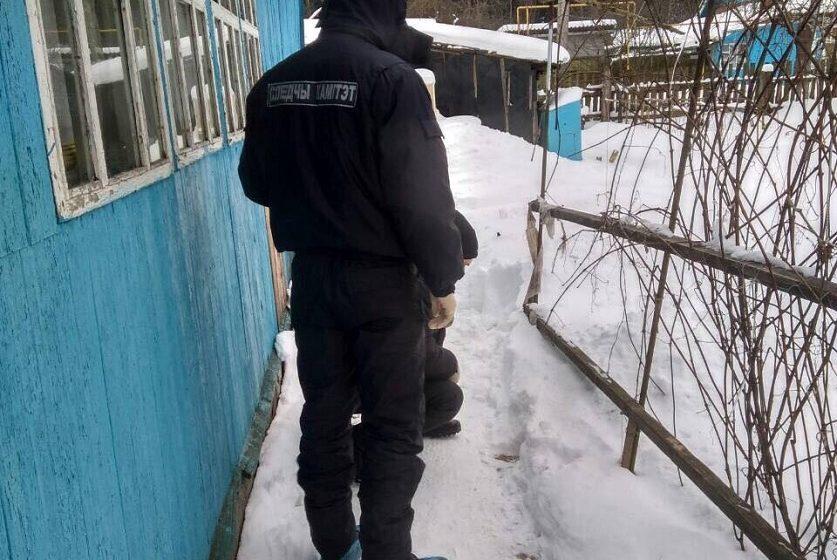 В Борисовском районе 25-летний парень зарубил двух братьев топором — нанес около 50 ударов