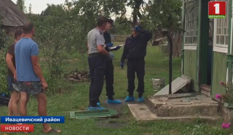 Раненого милиционера перевели из ивацевичской больницы в госпиталь МВД