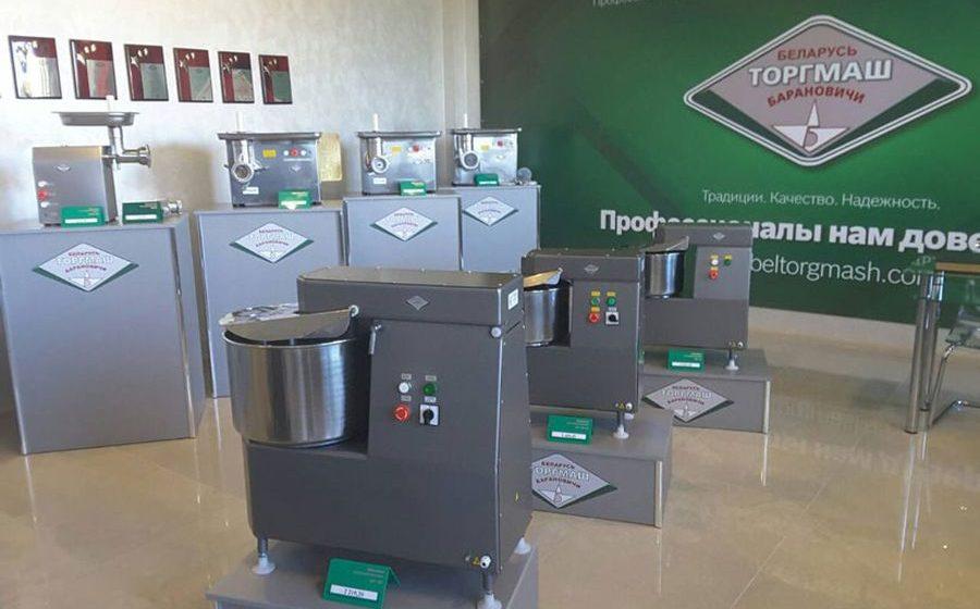 В Барановичах будут выпускать новые виды оборудования для общепита