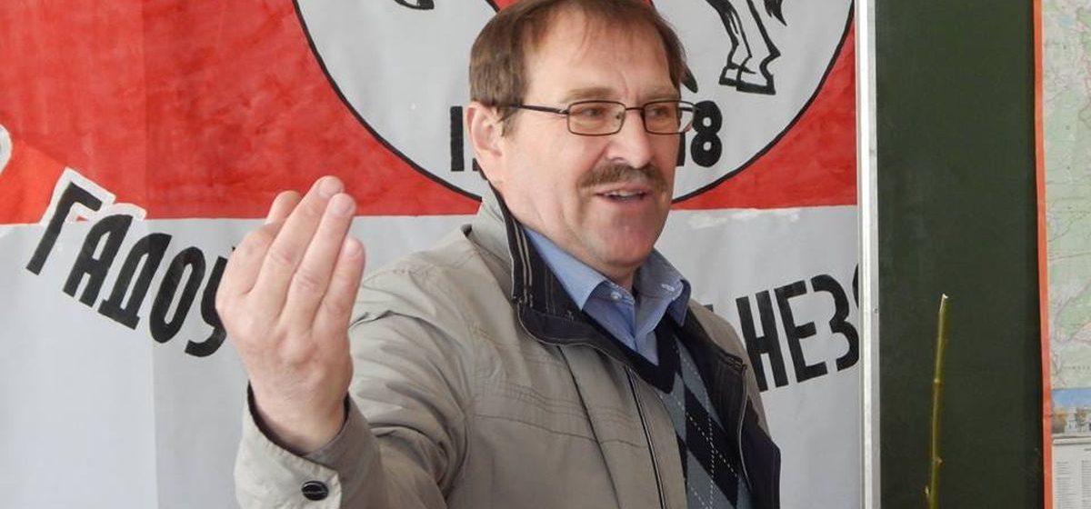 Беларускі гісторык Васіль Дубейка прачытае лекцыю пра невядомую гісторыю Баранавіцкага краю