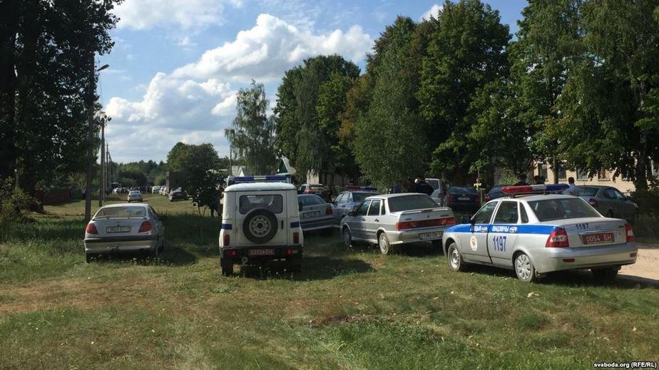 Убийце милиционера в Ивацевичском районе предъявлено обвинение