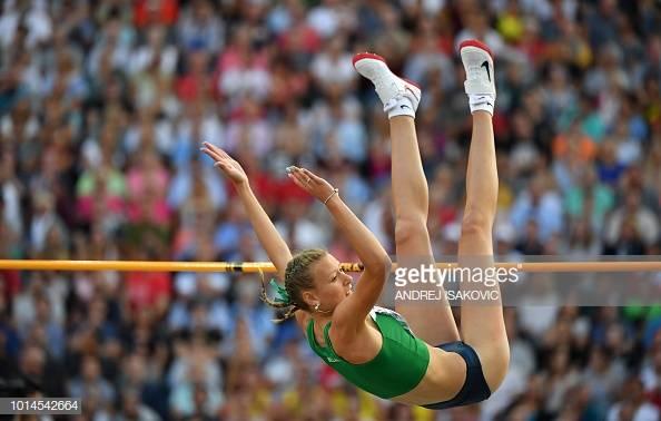Барановичская легкоатлетка заняла 12-е место на дебютном для нее чемпионате Европы