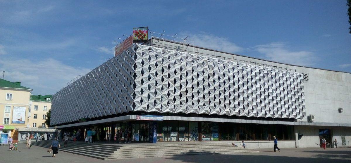 Не нашлось желающих арендовать второй этаж кинотеатра «Октябрь» в Барановичах