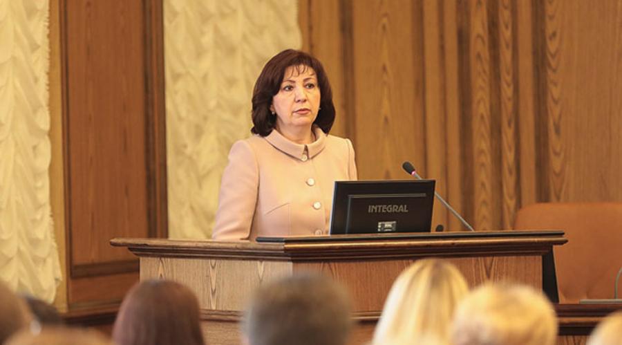 Качанова: Разобрались с агрогородками и областными центрами, теперь займемся городами с населением более 50 тысяч человек