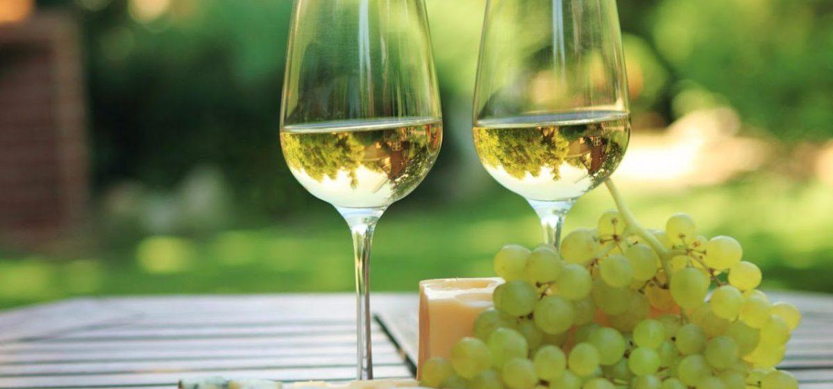 Вино, которое полезно пить в жару