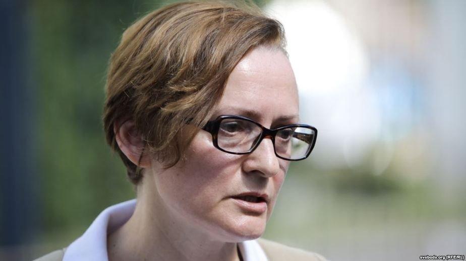 По «делу БелТА» освободили последнюю из задержанных — главного редактора БелаПАН Ирину Левшину