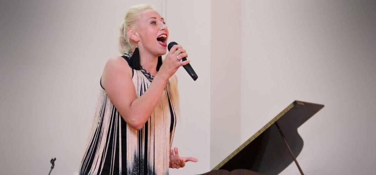 Барановичская вокалистка привезла Гран-при с международного фестиваля