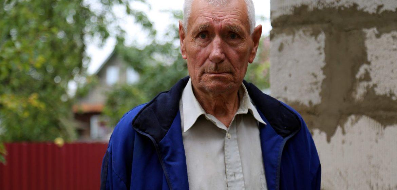«Одной левой, как лопатой». В Витебске 73-летний пенсионер одним ударом отправил в нокаут вора
