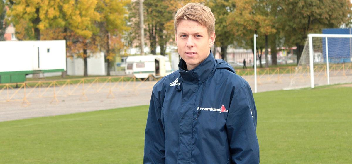 Бывший игрок ФК «Барановичи» рассказал, чего, на его взгляд, не хватает нашей команде