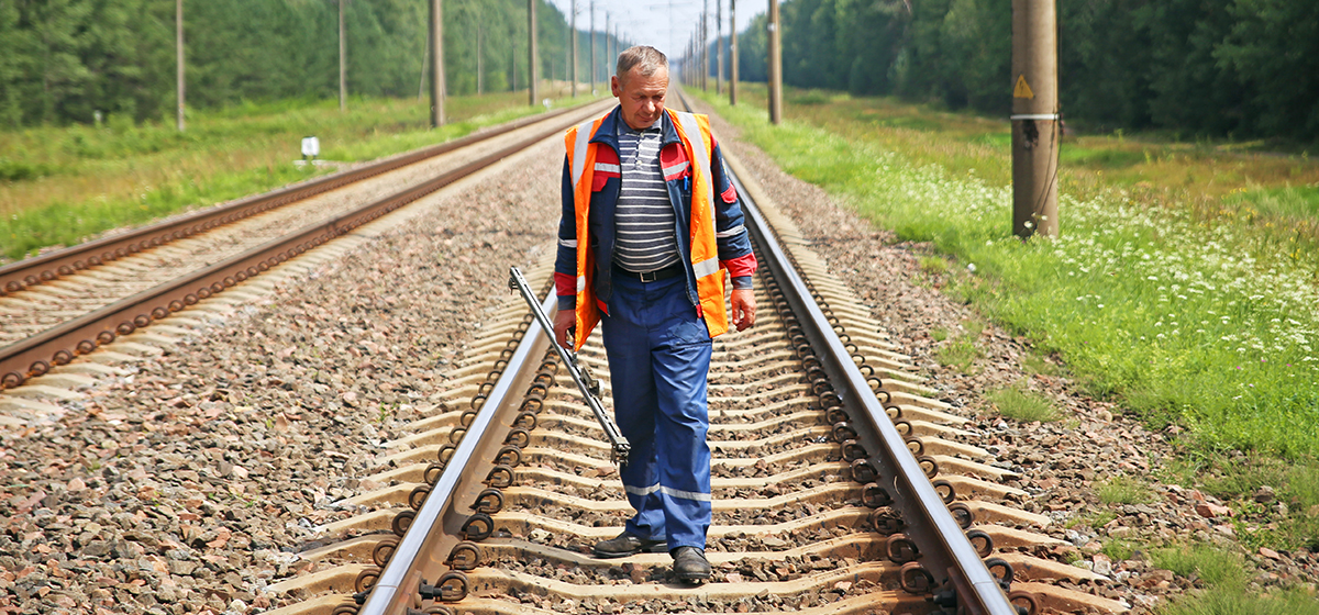 Барановичский бригадир монтеров пути: «Главные на железной дороге – путейцы»