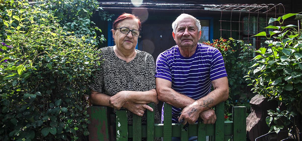 Как барановичские пенсионеры боролись с властями за собственную квартиру. Их через суд пытались выселить из барака в арендное жилье