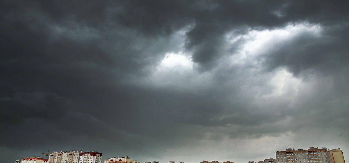 Метеорологи: На следующей неделе в Беларуси ожидаются дожди