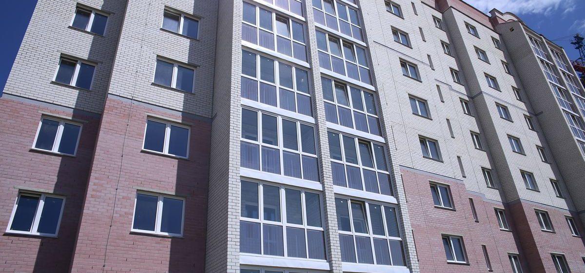 В Минске – полметра, в Барановичах – почти метр. Сколько жилья можно купить в разных городах на среднюю зарплату