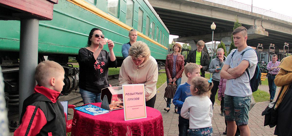 День Железнодорожника в Барановичах. Какие мероприятия ожидают жителей и гостей города