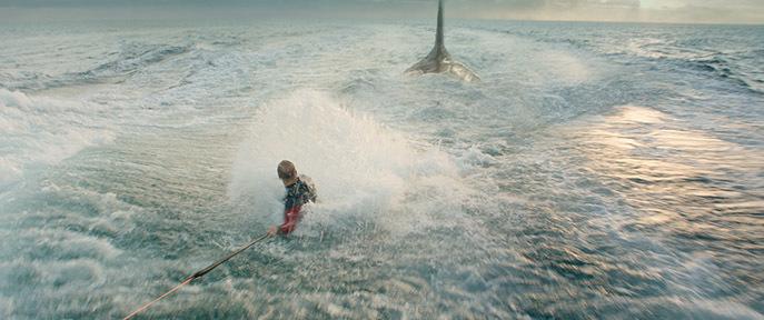 Фильм, на который стоит сходить: «Мег: Монстр глубины»