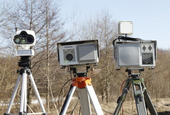 Где 2 августа в Брестской области установят датчики фиксации скорости