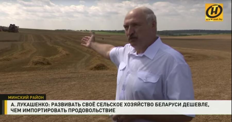 Лукашенко с юмором рассказал о своей «серьезной болезни»: Живой я, живой!