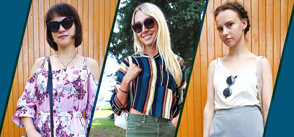 Модные Барановичи: Как одеваются студентка, мама в отпуске по уходу за ребенком и специалист по маркетингу