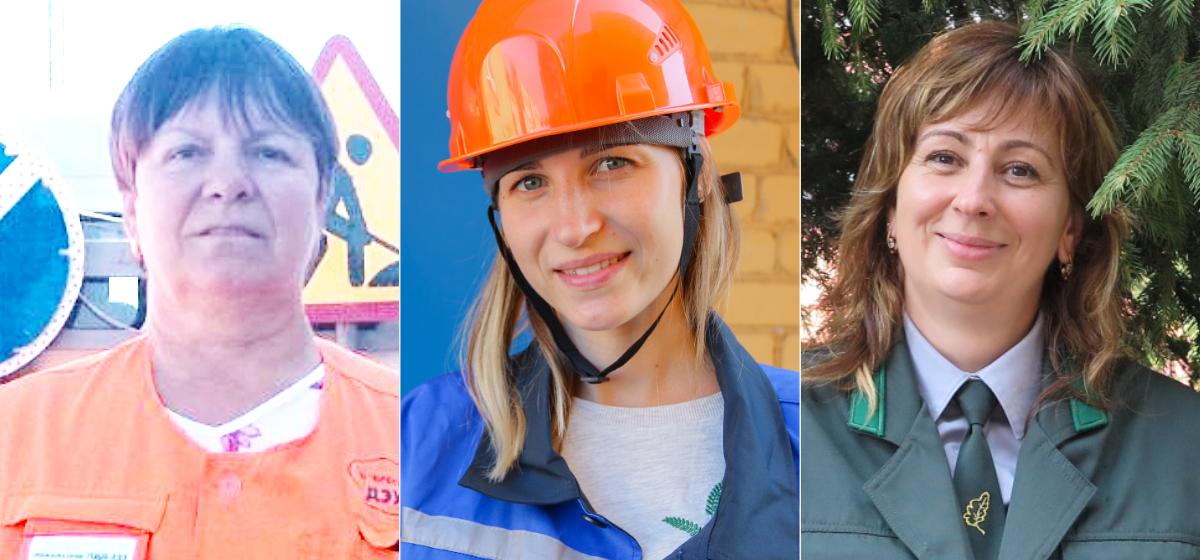 Три истории барановичских женщин, которые выбрали мужские профессии. «Стать своей среди мужчин нелегко»