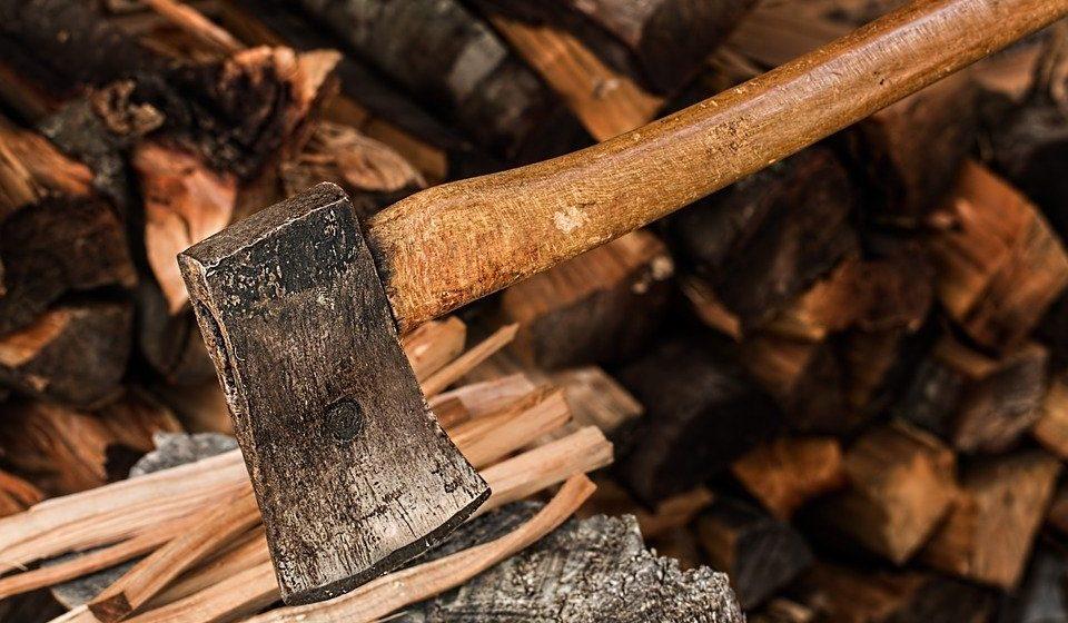 На Брестчине при заготовке дров погибли два человека. Один — при загрузке, другой — при распилке