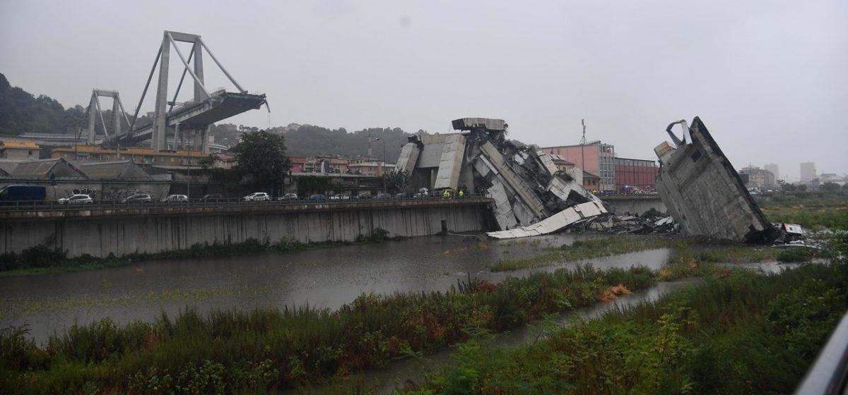 Стало известно, из-за чего в Италии рухнул мост, ставший причиной смерти десятков людей