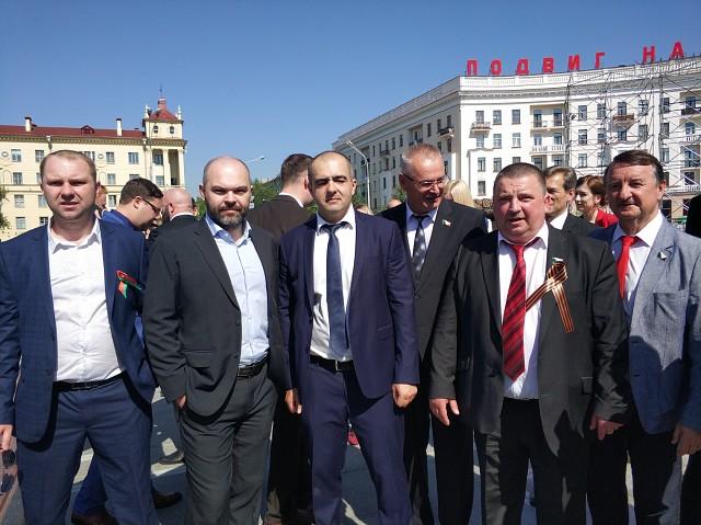 Силовики задержали зампреда Либерально-демократической партии