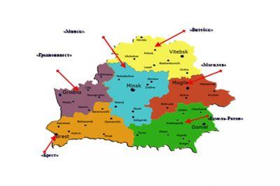 В Беларуси расширят границы свободных экономических зон