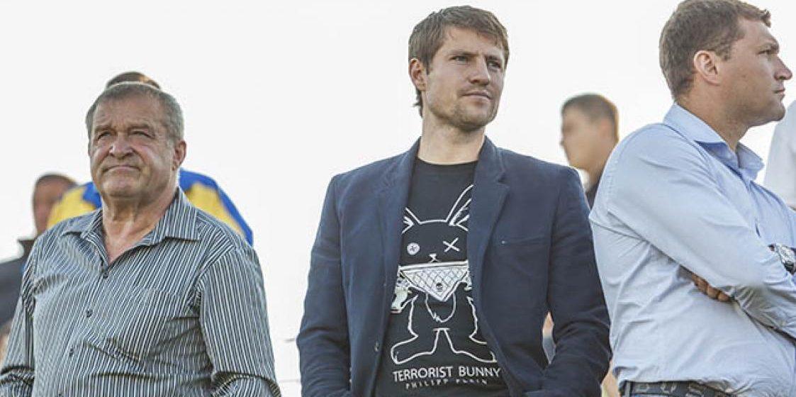 Известный белорусский футболист Вячеслав Глеб завершил карьеру